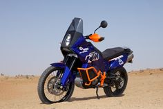 KTM Travels or nothing...