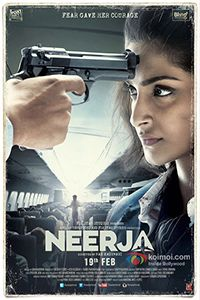 Once in a while a Hindi movie comes that gets stuck in our head, challenges us emotionaly and shake the stereotype of 'singing and dancing Bollywood'. This movie and the lady, Neerja Bhanot, truly deserves respect.