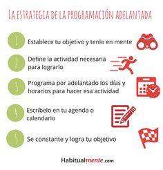 Con esta fácil estrategia logre convertir una actividad nueva en un hábito. Sin esfuerzo y con resultados permanentes. Descubre de que se trata.