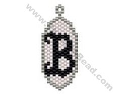 Peyote Patterns, Beading Patterns, Tutorial Anillo, Pony Bead Crafts, Beaded Banners, Alphabet Beads, How To Make Rings, Bead Loom Bracelets, Letter Patterns