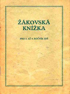 Žákovská knížka