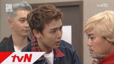 SNL KOREA 8 [한국대중음악사] 2PM의 역대급 셀프디스! 닉쿤 ′운전하지마′ 160910 EP.2