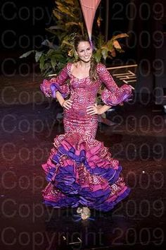 Spain Miss Universe 2009 National Costume