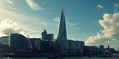The View from The Shard. Landscape.  London. Tower. Beautiful. Magic of London.