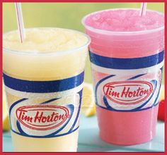 Tim Hortons Deal: Cold Drinks for $1!