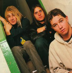 silverchair : 14 year old me was so hoping to marry Daniel Johns (28 year old me is still holding out).