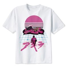 Akira Synthwave T Shirt anime t-shirt Summer fashion tshirt casual white print for male comfortable men top tees MR2300 //Price: $11.16 & Always FREE Shipping World Wide//     Stocking Stuffer They'll Never Forget     Product information:   Asain Size:S M L XL 2XL 3XL   Color: white   Fabric:Modal   After-sale service : If you are not satisfied with our products, please inform us first  before you open distupe, i will try our best to solve it and make you happy!    Size Table:    Please…
