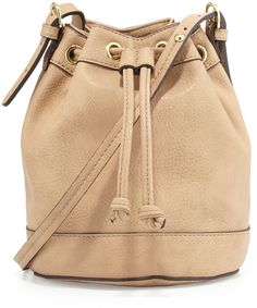 1f708e53479ba3 Shop Sierra Drawstring Bucket Bag