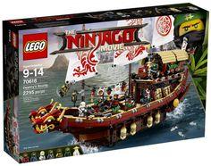LEGO Ninjago 70618 : Destiny's Bounty