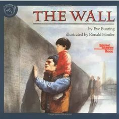 The Wall by Eve Bunting, the story of a visit to the Vietnam Veterans Memorial, is a good picture book for Memorial Day, Veterans Day or any other day. Eve Bunting, Veterans Day Activities, Literacy Activities, Holiday Activities, Holiday Crafts, Holiday Fun, Holiday Ideas, Vietnam Veterans Memorial, Military Veterans