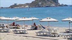 Kefalos Beach in Kos, Greece