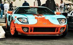 Ford GT Gulf