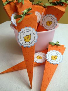 Paper Flair: Easter Treats