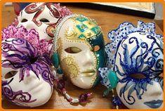 Máscaras Carnaval Veneza