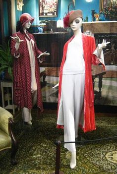 Miss Fisher's Murder Mysteries Costume Exhibition - Melbourne From Season 3 Episode 2 - Murder and the Maiden