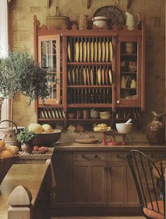 Authentic Tuscan Kitchens | Pictures of Real Tuscan ...