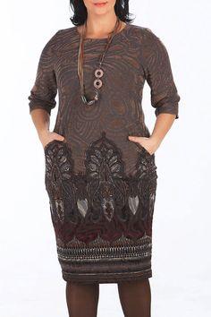 zedd Tereza Dress in Mink - Beyond the Rack