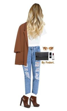 """"""""""" by fedestyle25 ❤ liked on Polyvore featuring Marc by Marc Jacobs, Zara and Tom Ford"""