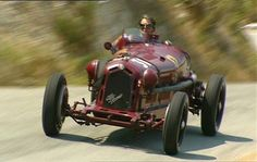 1932 Alfa Romeo 8C 2300 Monza in The Making of Victory by Design, Documentary, 2004