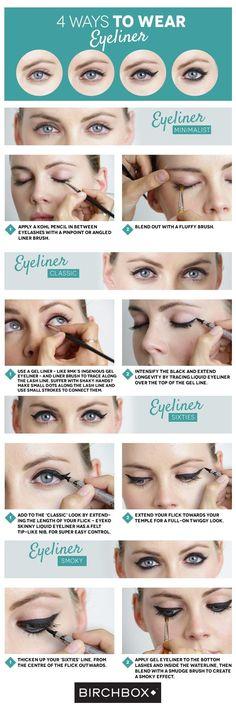 Lovely eyeliner