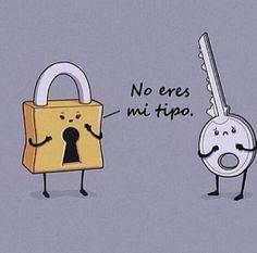 No eres mi tipo