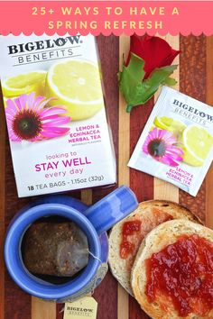 Are you in a winter rut? Spring is a time to refresh and remove ruts in ALL areas of life! Try these 25+ tips to refresh your entire life! #TeaProudly #ad