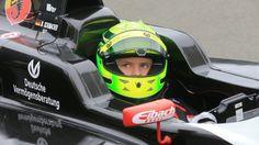 #F4ADAC  Sachsenring: weekend dolce-amaro per Schumi Jr