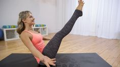 10-Minute Yoga Routine for More Core Strength: Video - HealthiNation