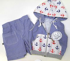 Summer set for babies from 1 -2 year old by Tremokidz on Etsy