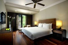 Discover luxury amidst tranquility at our Garden Suite!