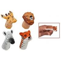 Image of Zoo Animal Finger Puppet