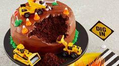 Kids' Birthday Cakes - BettyCrocker.com