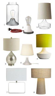 The Best Basics: Good, Cheap Bedside Lamps