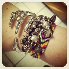 Awesome armparty!
