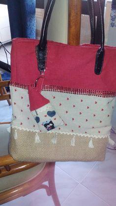 Handbag  creative sewing
