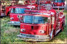 Vintage Trucks, Old Trucks, Fire Trucks, Fire Dept, Fire Department, Cool Fire, Fire Equipment, Rescue Vehicles, Classic Chevy Trucks