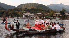 Arashiyama Momiji Festival  #Kyoto#Japan  Photography Kinichi Maeda