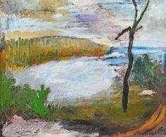 Mauno Markkula: Pilvinen päivä, öly kankaalle, 54,5x65 cm - Artnet