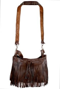 Mcfadin Fringe Bag Wide Straps And Crossover Potential Keeps Your Hands Free While Ping Round Top Texas