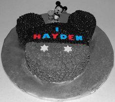Hayden's 1st Birthday Smash Cake!