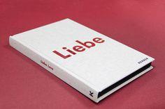 """Ausstellungskatalog """"Liebe"""", Kerber Verlag 2014 Book Art, Cover, Books, Beautiful, I Found You, Catalog, Love, Libros, Book"""