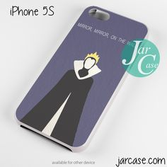 disney villain evil queen 2 Phone case for iPhone 4/4s/5/5c/5s/6/6 plus