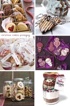 Galletas Navideñas: Ideas, Recetas y Empaquetado  //  Christmas Cookies: Ideas, Recipes & Packaging