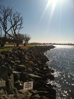 San Diego, CA  Seaside Village
