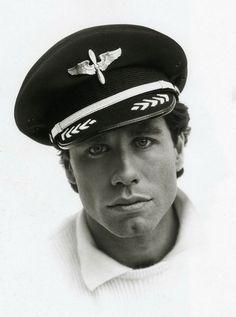 celebrity portraits by Herb Ritts - Jhon Travolta