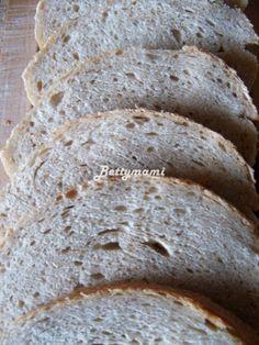 Burgonyás rozsos kovászos kenyér | Betty hobbi konyhája Bread, Food, Brot, Essen, Baking, Meals, Breads, Buns, Yemek