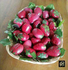 Cestino di fragole di Rosaria Gagliardi