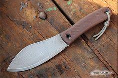 TLIM KNIVES - C443 FG nessmuk
