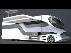 Class C RV produces a wonderful transition and is the ideal alternative for rental businesses. Class A Motorhome is a […] Luxury Caravans, Luxury Campers, Luxury Motorhomes, Luxury Rv, Luxury Yachts, Expedition Trailer, Lamborghini Centenario, Class C Motorhomes, Most Expensive