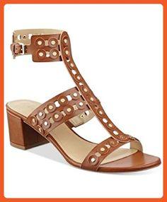 Marc Fisher Jullep Embellished Block-Heel Sandals - Sandals for women (*Amazon Partner-Link)